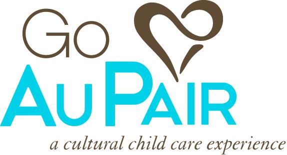 goAUPAIR logo for ads