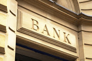gap bank_sign_on_stone_building_ss