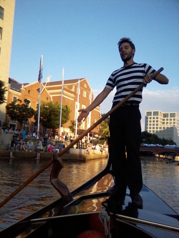 La Gondola RI welcomes Go Au Pair aboard!