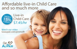 Save in Rhode Island with Go Au Pair!
