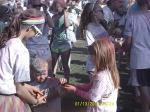 Go Au Pair at the Color Run!
