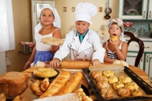 Get cooking with Go Au Pair!